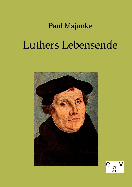 Luthers Lebensende