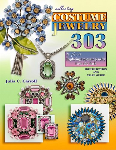 Costume Stores In Ohio (Collecting Costume Jewelry 303: The Flip Side, Exploring Costume Jewelry from the Back, Identification and Value)