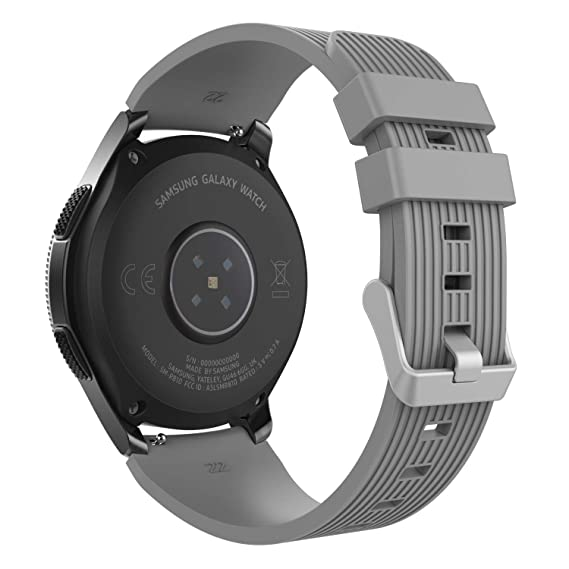 Amazon.com: MoKo Band Compatible with Samsung Galaxy Watch ...