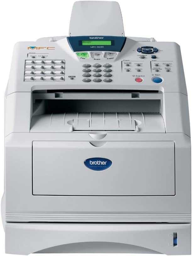 Office Electronics Copiers Remanufactured Brother EMFC-8220 Laser ...