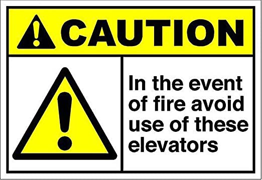 Vvision in The Event of Fire Avoid Use of These Caution El ...