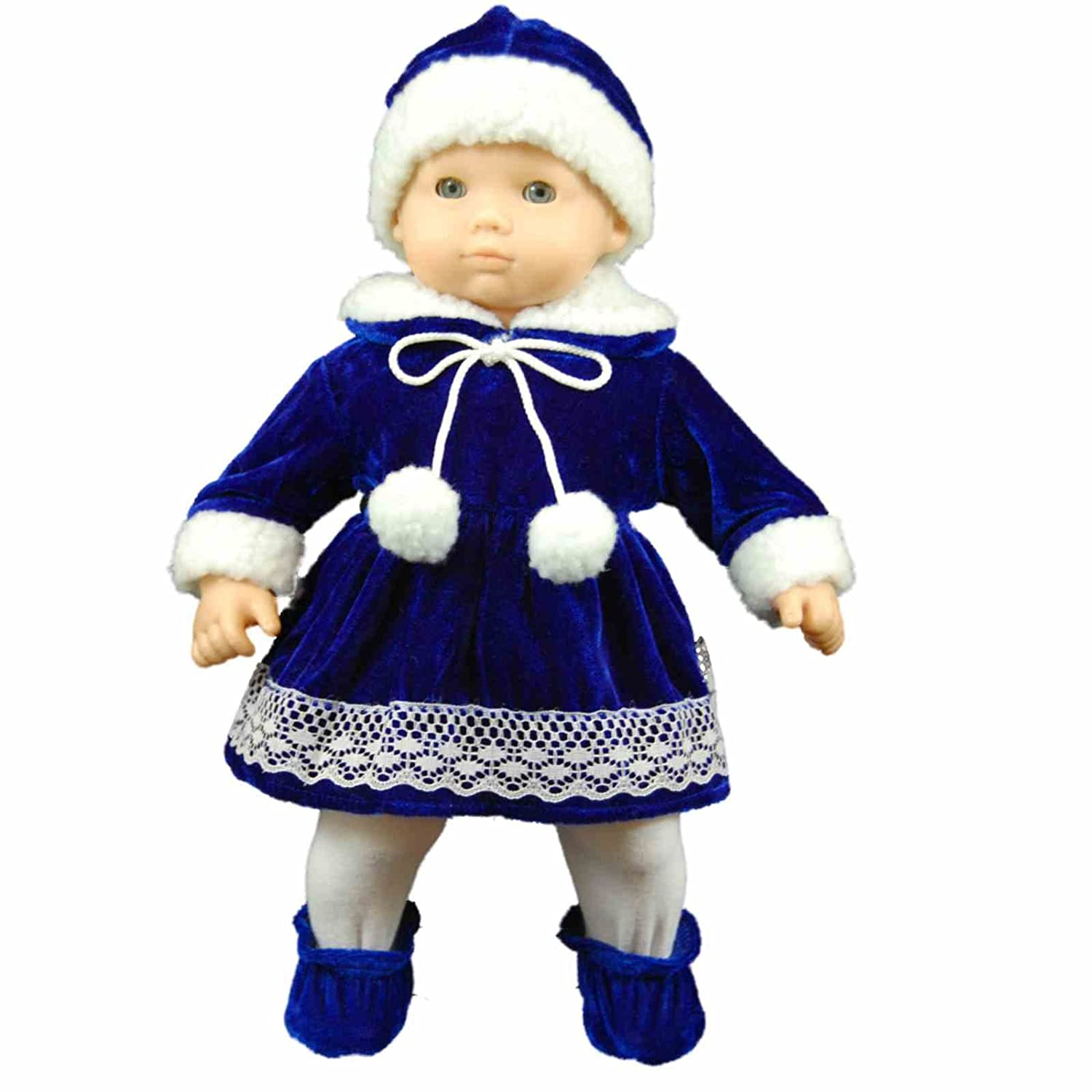 1c1915e2ca3 Have your doll bundle up with our Winter Wonderland outfit