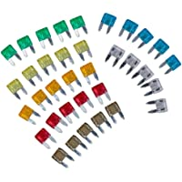 80A 60A 100A Mini ANL Bolt Fork Fuse Kit Car Audio Disyuntor BIYI 5 PC//set 30A Color aleatorio 40A