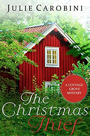 book cover of The Christmas Thief