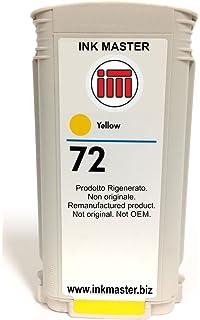 Ink Master - Cartucho remanufacturado HP 72 HP72 C9403A Matte Black para HP T610 T620 T770 T790 T795 T1100 T1110 T1120 T1200 T1300 T2300: Amazon.es: Electrónica