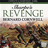 img - for Sharpe's Revenge: by Bernard Cornwell (Unabridged Audiobook 8CDs) book / textbook / text book