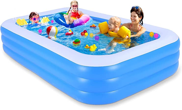 Inflatable Swimming Pool, 118
