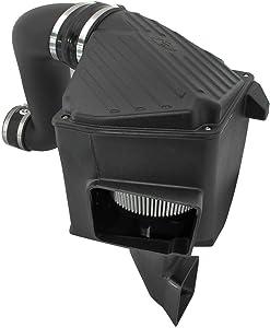 aFe Power Magnum FORCE 51-80932 Dodge Diesel Trucks 03-07 L6-5.9L (td) Performance Intake System (Dry, 3-Layer Filter)