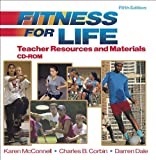 img - for Fitness for Life Teacher Resources and Materials CD-ROM-5th Edition book / textbook / text book