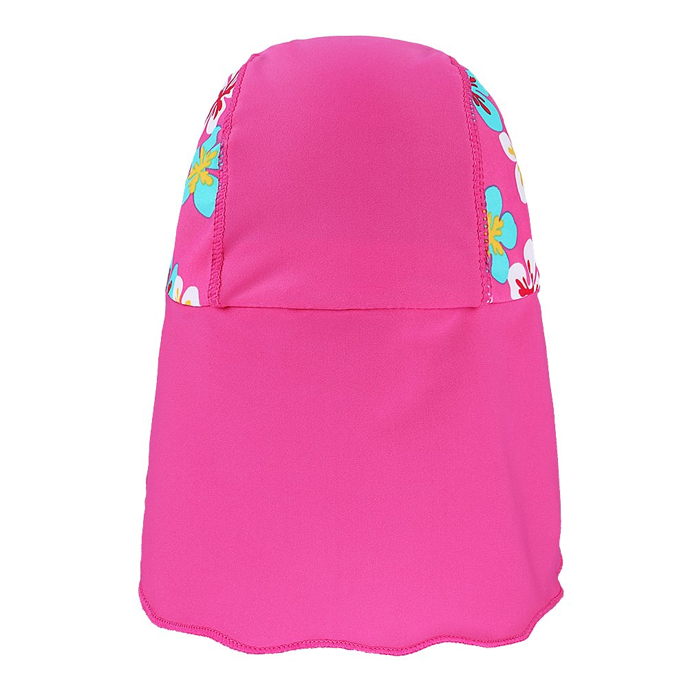 HUAANIUE Baby Toddler Sun Protection Hat UPF 50 Flap Hat