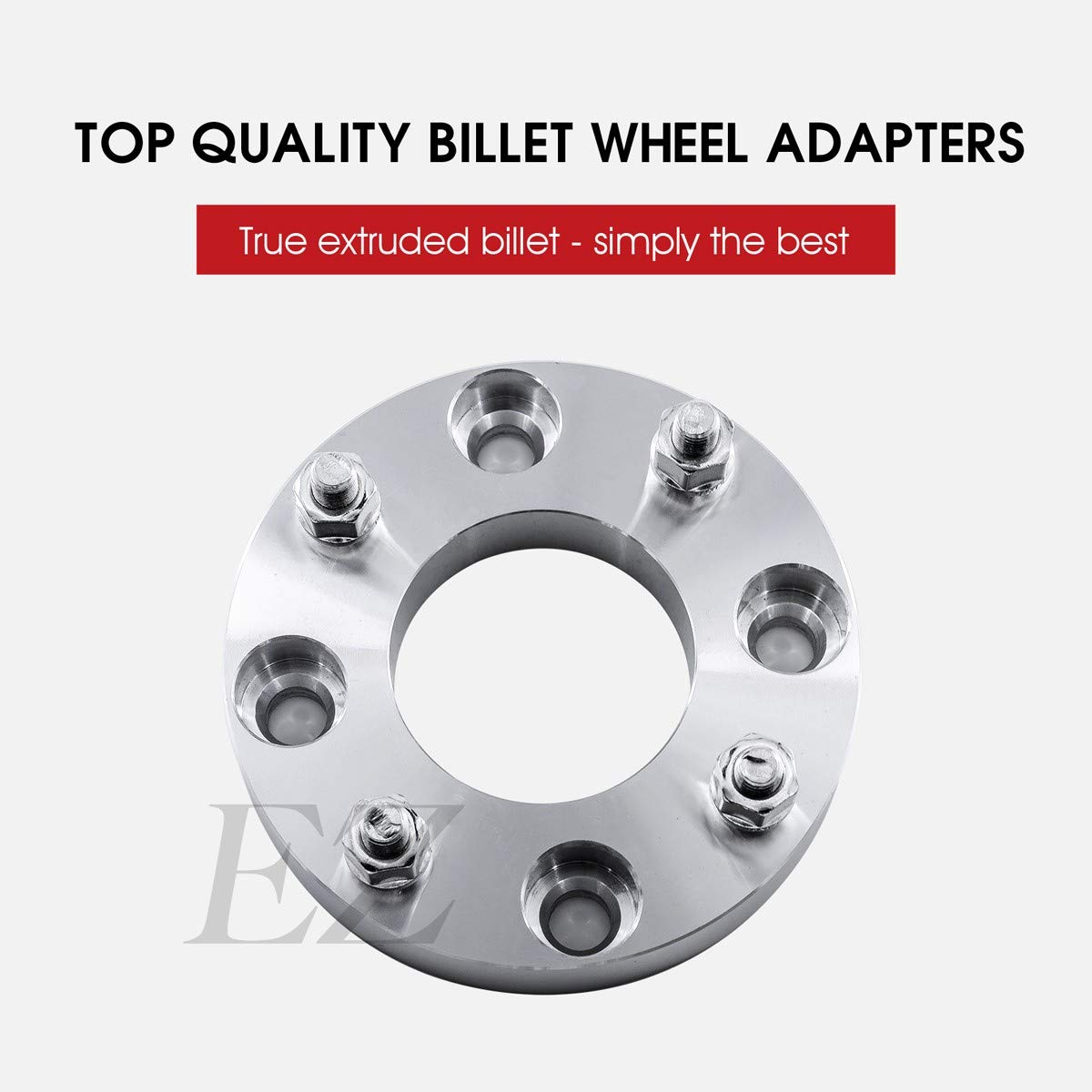 2 ATV Wheel Adapters 4x137 to 4x156 Thickness 1 Inch E Century