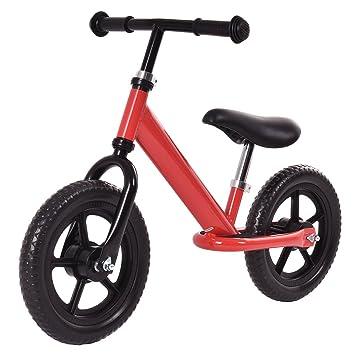 Costzon 12 Classic No Pedal Balance Bike Kids Walking