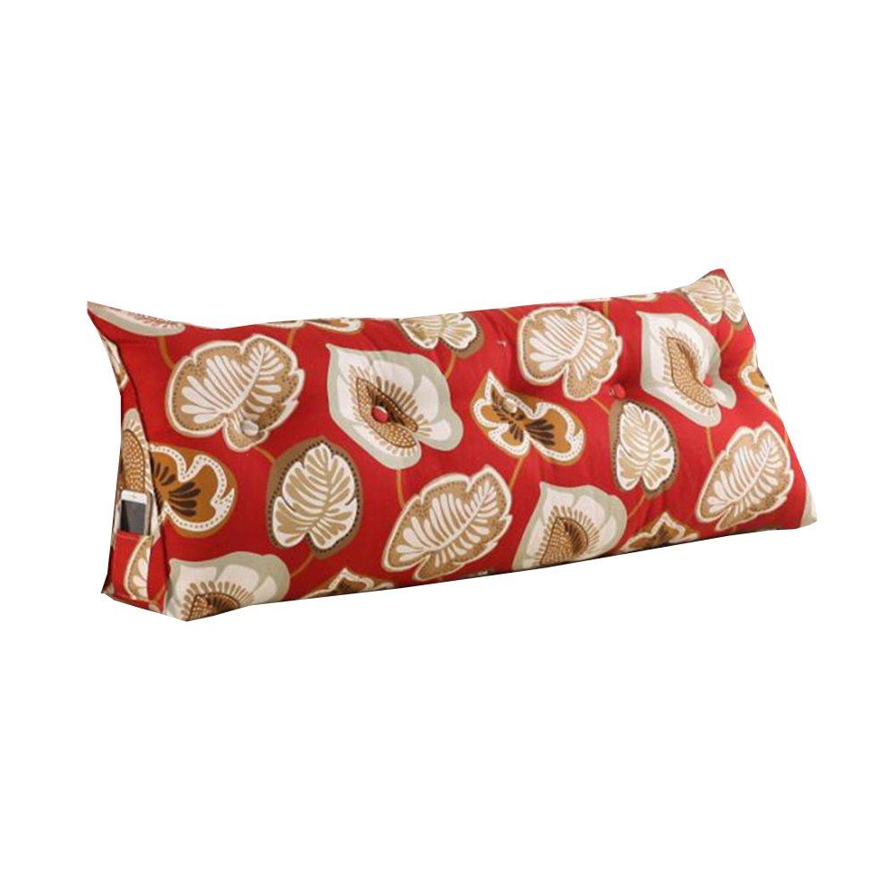 ヨーロピアンスタイルのベッドサイド背もたれトライアングルベッド枕ソファ大きなロングクッション/枕の腰の枕は、クッションを読む (色 : #5, サイズ さいず : 150 * 50 * 22cm) B07DK49S75 150*50*22cm|#5 #5 150*50*22cm