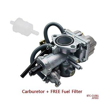 flypig carburetor for honda trx 250 trx250 recon 1997 2001flypig carburetor for honda trx 250 trx250 recon 1997 2001, carburetors amazon canada