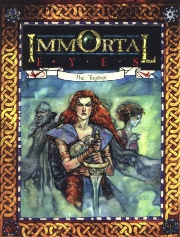 Immortal Eyes: The Toybox v. 1 by Rich Dansky (1995-12-06)