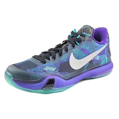 first rate 9f2b4 aed4d Nike Kobe X Men US 9 Blue Basketball Shoe