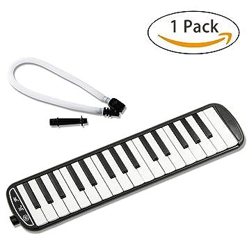 Melodica instrumento, sportsvoutdoors 32 llave Piano estilo ...