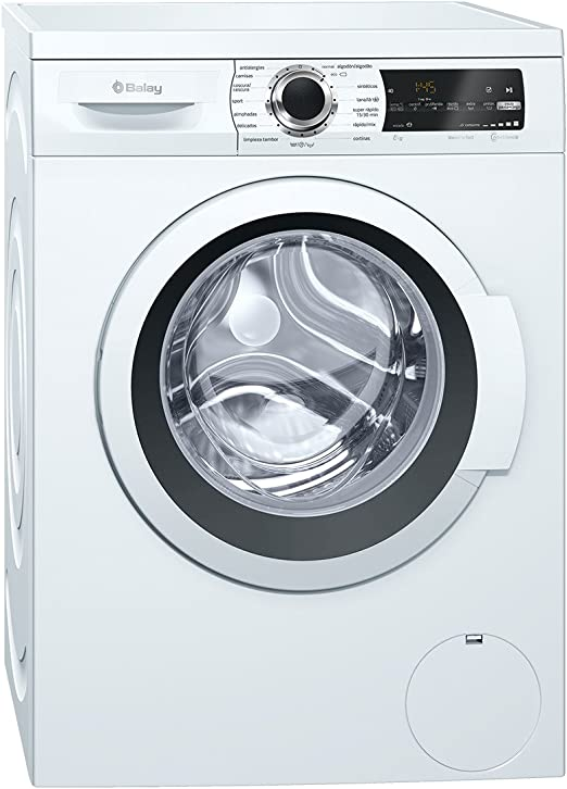 Balay 3TS984BT Independiente Carga frontal 8kg 1000RPM A+++ Blanco ...