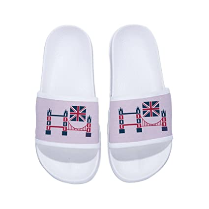 Home Slippers XINBONG Boys Girls Indoor Floor Slipper Stylish Beach Sandals Open-toe Slipper