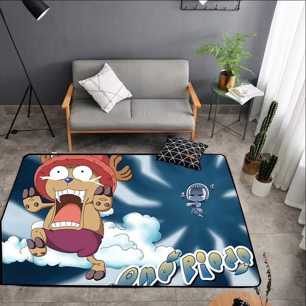 DYHOZZ ワンピースアニメカーペットぬいぐるみスクエアマット寝室のリビングルームのソファカーペット - マルチサイズマルチパターンオプション カーペット (サイズ さいず : 180cm×260cm) B07RS22LNY  180cm×260cm