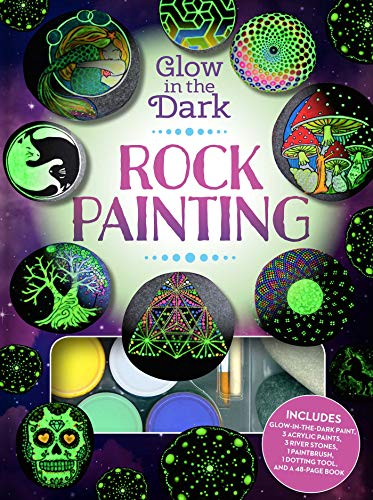 Glow in the Dark Rock Painting ()