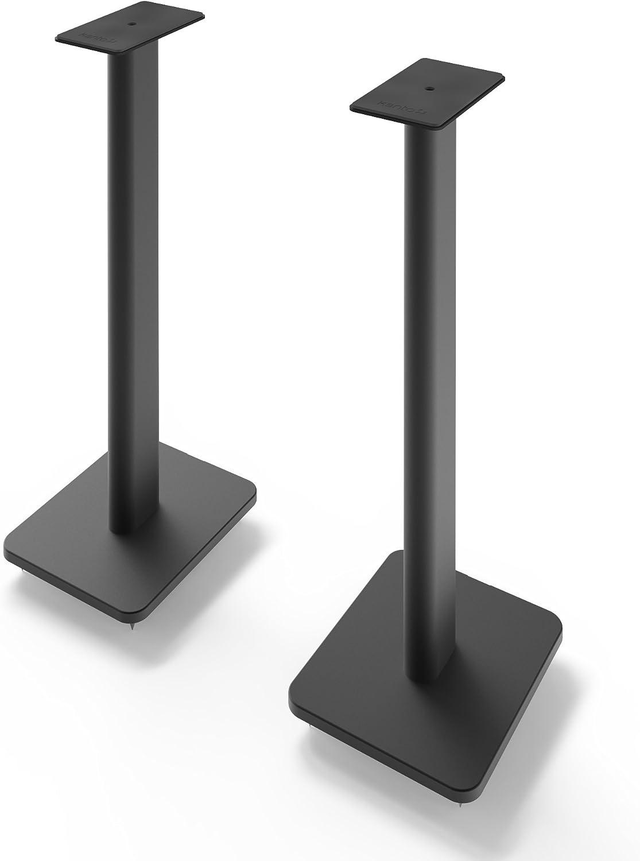 Kanto SP26PL 26 Bookshelf Speaker Stands, Black