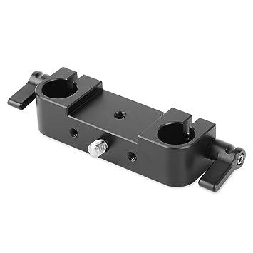 1659 SMALLRIG Ausziehbare Aluminium 15mm St/ützstangen f/ür Kamera Rigs