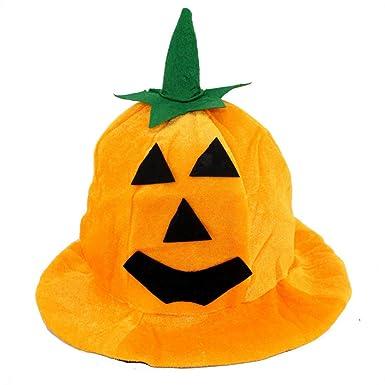 Gorras Divertidas de Fiesta Halloween Calabaza Sombrero Motivos ...