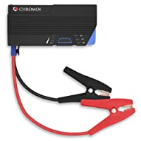 PowerGo 12 Volt Car Battery Jump Starter-13600 mAh