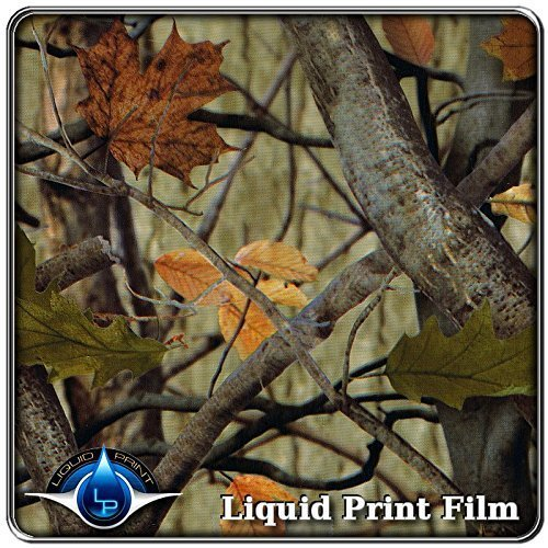 - Hydrographics Film - Water Transfer Printing Film - Hydro Dipping - Film measurement is: 20