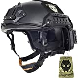 ATAIRSOFT Adjustable Maritime Helmet ABS for Airsoft Paintball