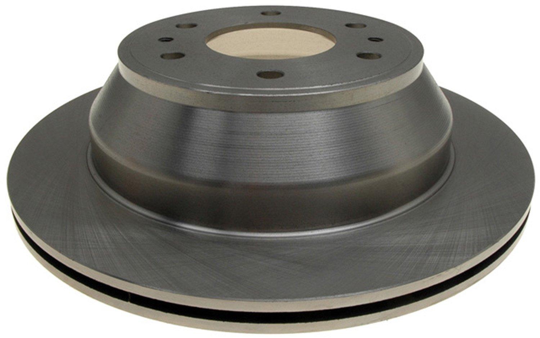 ACDelco 18A1207A Advantage Rear Disc Brake Rotor