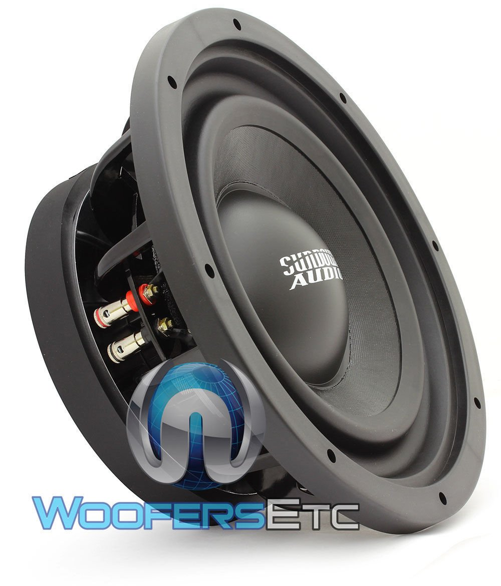 SD-3 12 D2 - Sundown Audio 12'' 500W RMS Dual 2-Ohm SD Series Subwoofer