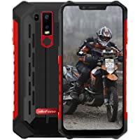 Ulefone armor 6e smartphone 4 gb + 64 gb android 9.0 robusto telefone móvel à prova dip68 água ip68 nfc helio p70 otca-core carga sem fio