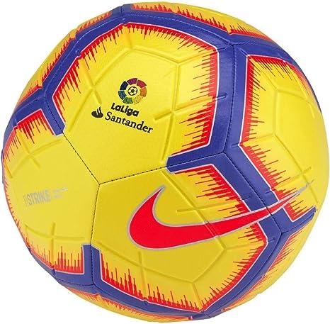 Nike Ll Nk Strk Fa18 Balón, Unisex Adulto, Negro, S: Amazon.es ...