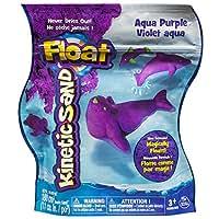 Kinetic Sand Float Reusable Pouch, Aqua Purple