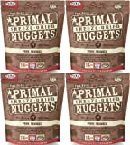 Primal Freeze-Dried Nuggets Pork Formula for Dogs 56oz (4 x 14oz)