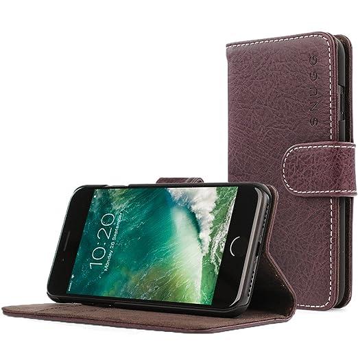 32 opinioni per Cover iPhone 7 Plus, Snugg Apple iPhone 7 Plus Flip Custodia Case [Slot Per