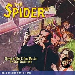 Spider #19 April 1935 (The Spider)