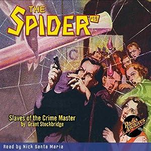 Spider #19 April 1935 (The Spider) Audiobook