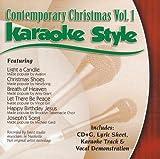 Contemporary Christmas, Vol. 1: Karaoke Style
