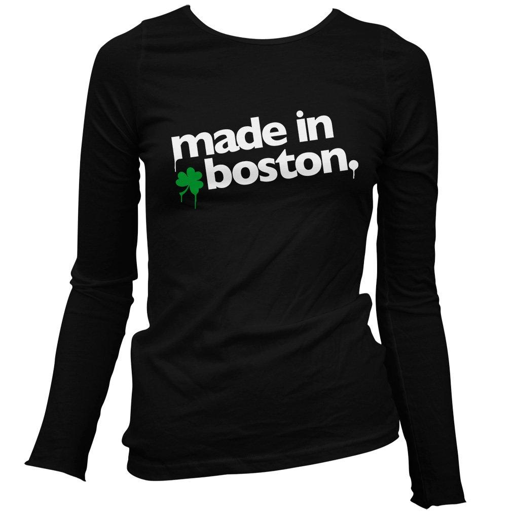 Made In Boston V1 T Shirt 6327