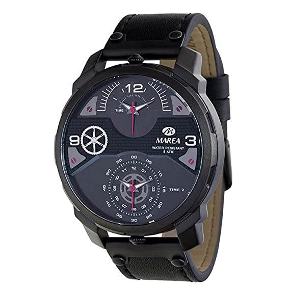54b29c14d777 Reloj Marea - Hombre B54096 2  Amazon.es  Relojes