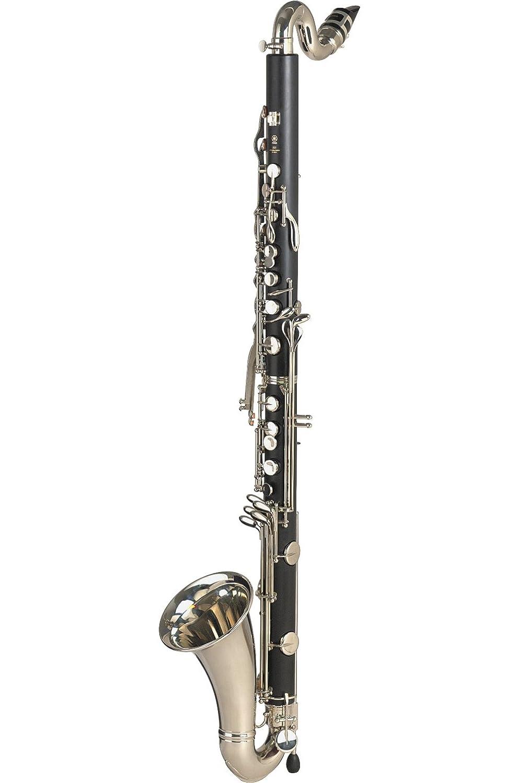 Amazon.com: Yamaha ycl-221 Student Clarinete Bajo con bajo ...