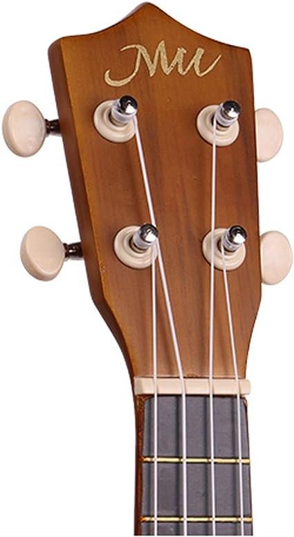 CHUJIAN Ukulele Ukulele Uklele Guitarra folk Guitarra pequeña ...