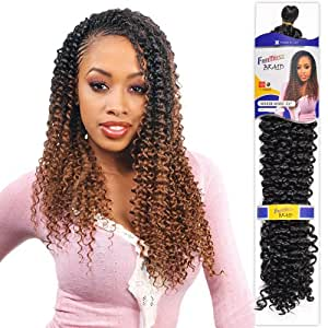 Amazon.com: Synthetic Hair Braids FreeTress Water Wave ...