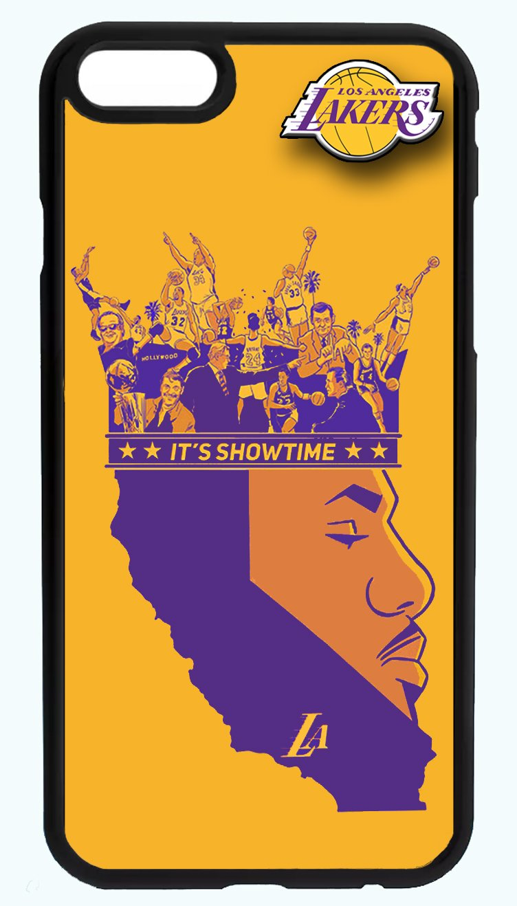 best website cbecb dc964 #LABron Lebron Illustration Lakers Basketball Phone Case Cover - Select  Model