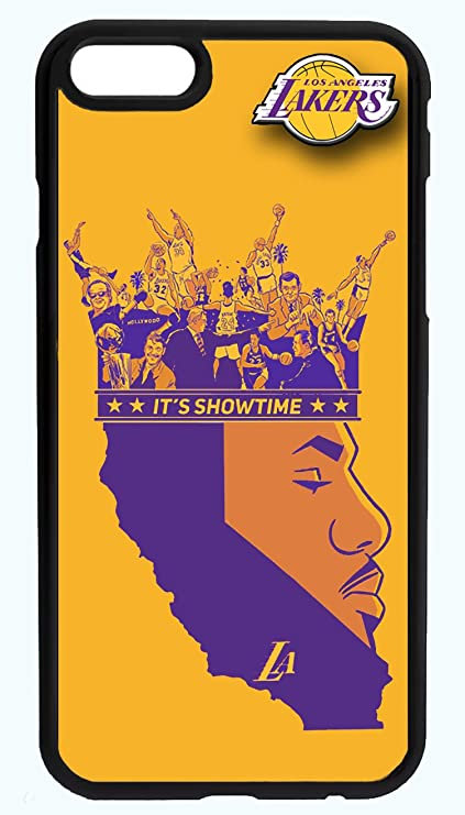 best website 0d0a2 29fa9 #LABron Lebron Illustration Lakers Basketball Phone Case Cover - Select  Model