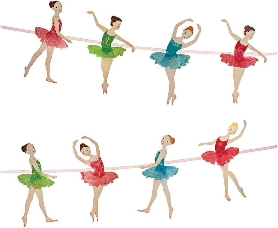 BALLET PARTY GIRLS LUXURY PARTYWARE STUNNING BALLET DANCERS MERI MERI Birthday!