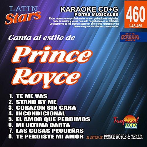 Karaoke : Prince Royce